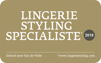 Lingerie styling specialste 2018